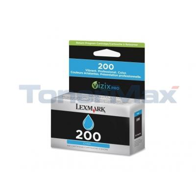 LEXMARK NO 200 RP INK CARTRIDGE CYAN